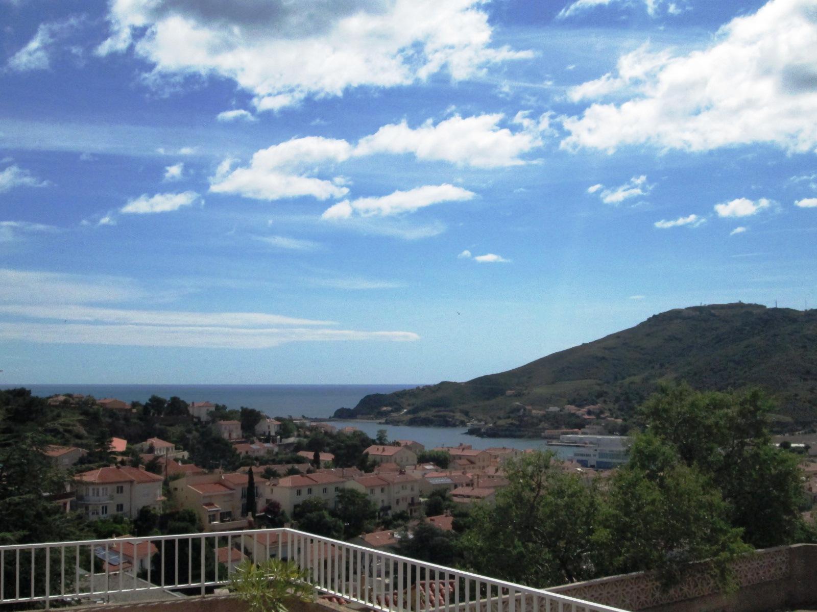Vente port vendres magnifique villa avec piscine vue mer - Maison de retraite la castellane port vendres ...